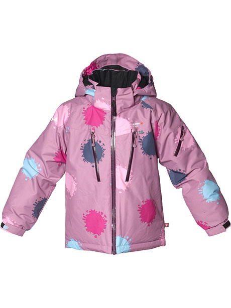 Helicopter Winter Jacket (Kids)(I4A DustyPink Globe, 110-116cm)