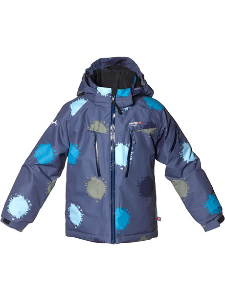 Helicopter Winter Jacket (Kids)(I4B Denim Globe, 122-128cm)