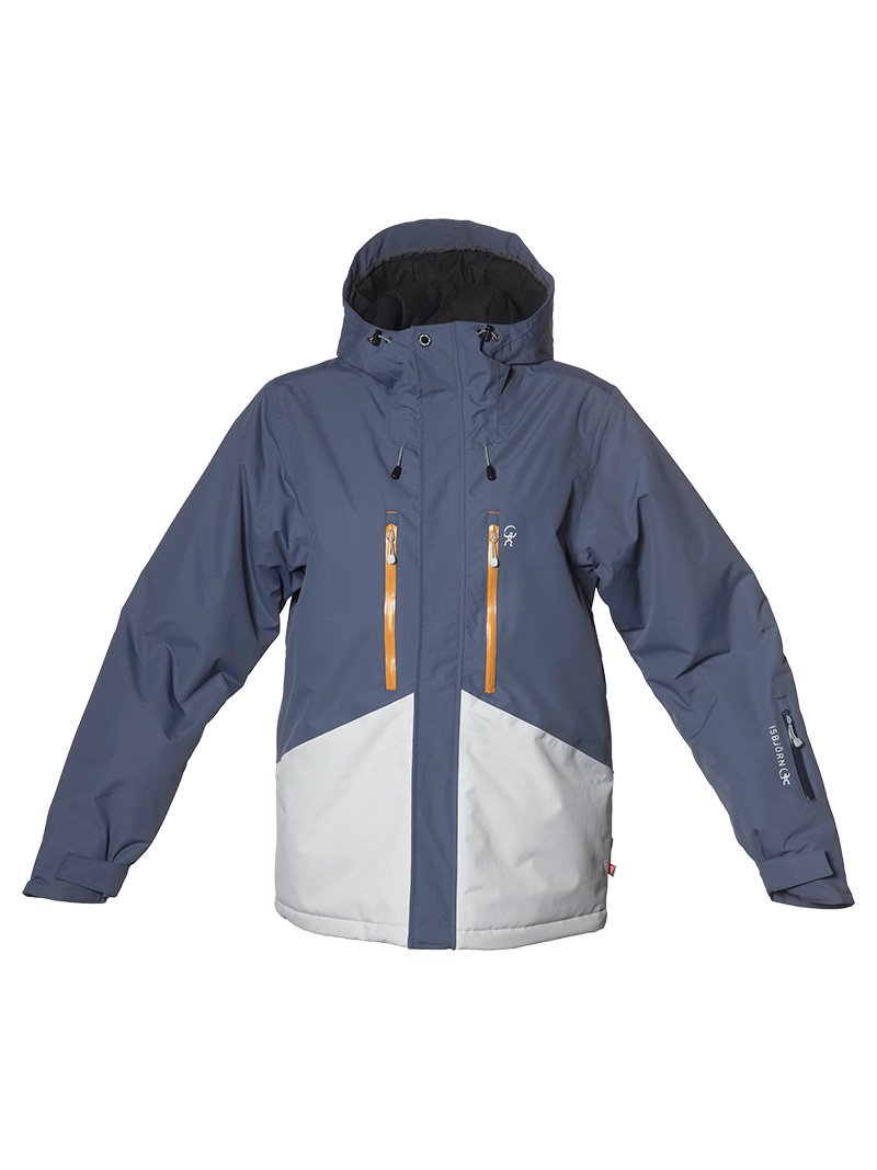 Offpiste Ski Jacket (Jr)(I4D Denim, 134-140cm)