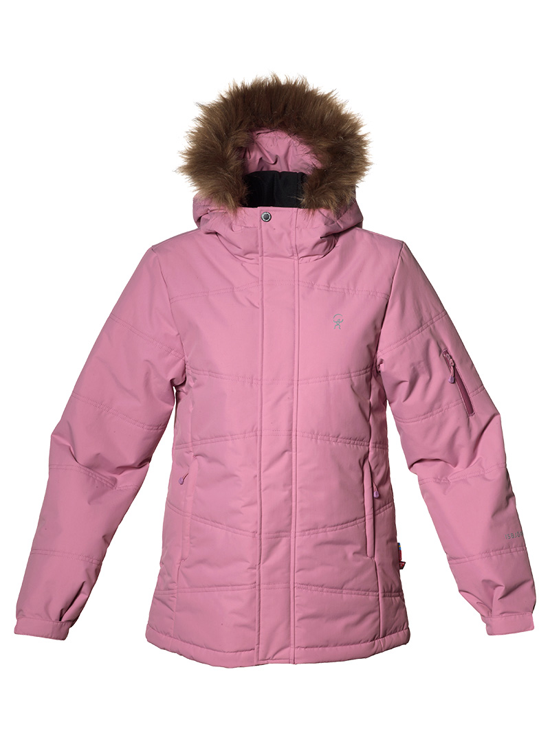 Downhill Jacket (Jr)(I3W Dusty Pink, 134-140cm)