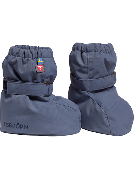 ISBJORN Doddler Padded Socks(I4D Denim, 0-9months)