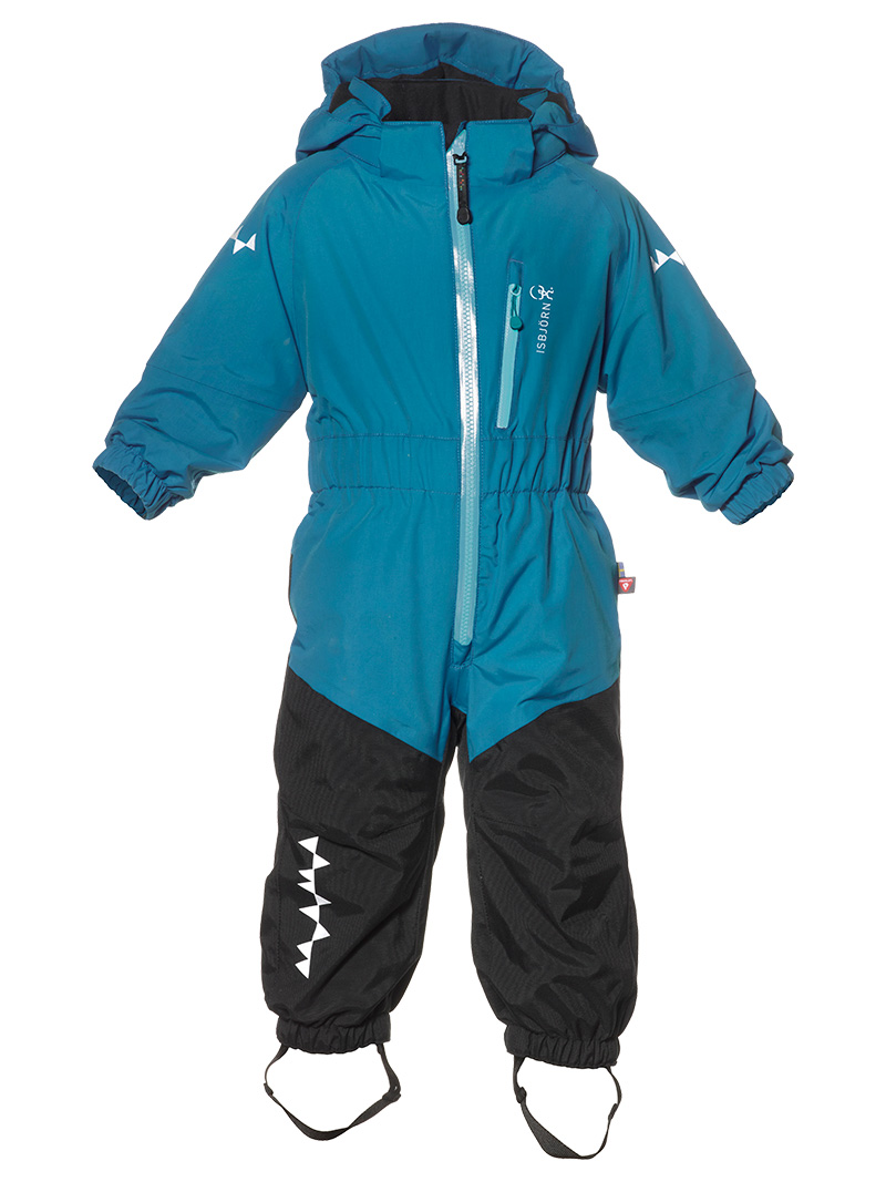 Penguin Snowsuit (Kids)(I0S Petrol, 104cm)