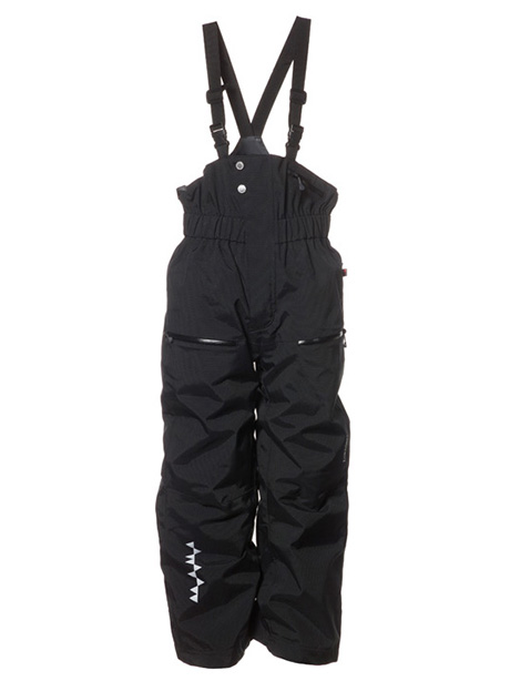 Powder Winter Pants (Jr)(I0E Black, 134cm)