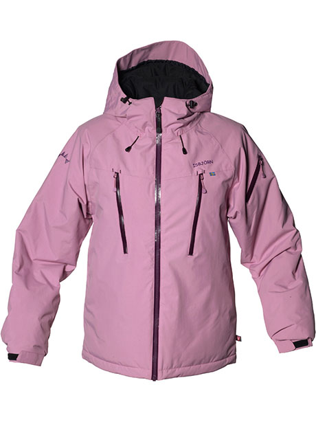 Carving Winter Jacket (Jr)(I3W Dusty Pink, 134-140cm)