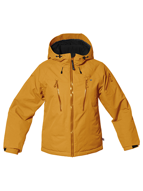 Carving Jacket (Jr)(I4K Saffron, 146-152cm)