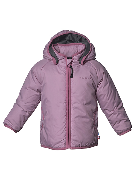 Frost Light Weight Jacket Kids(I3W Dusty Pink, 110-116cm)