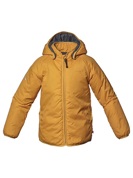 Frost Light Weight Jacket Kids(I4K Saffron, 98-104cm)