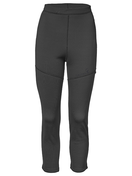 Panda Primaloft Pant 3/4 Length (Kids)(I3I Licorice, 134-140cm)