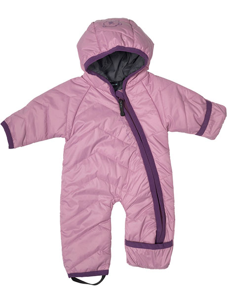Frost Light Weight Jumpsuit(I3W Dusty Pink, 68-74cm)