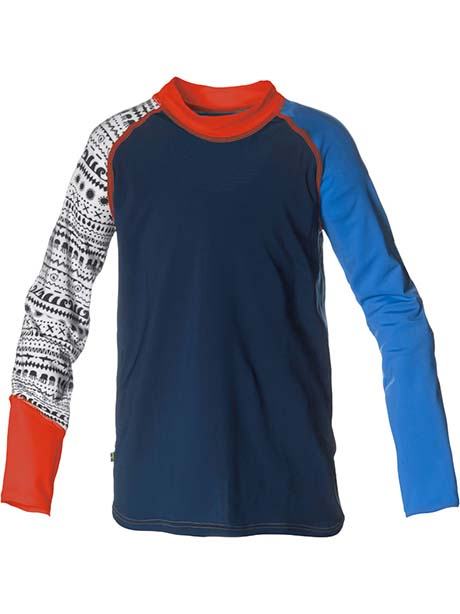 Sun Sweater (Jr)(I3P Scuba Diver, 134-140cm)