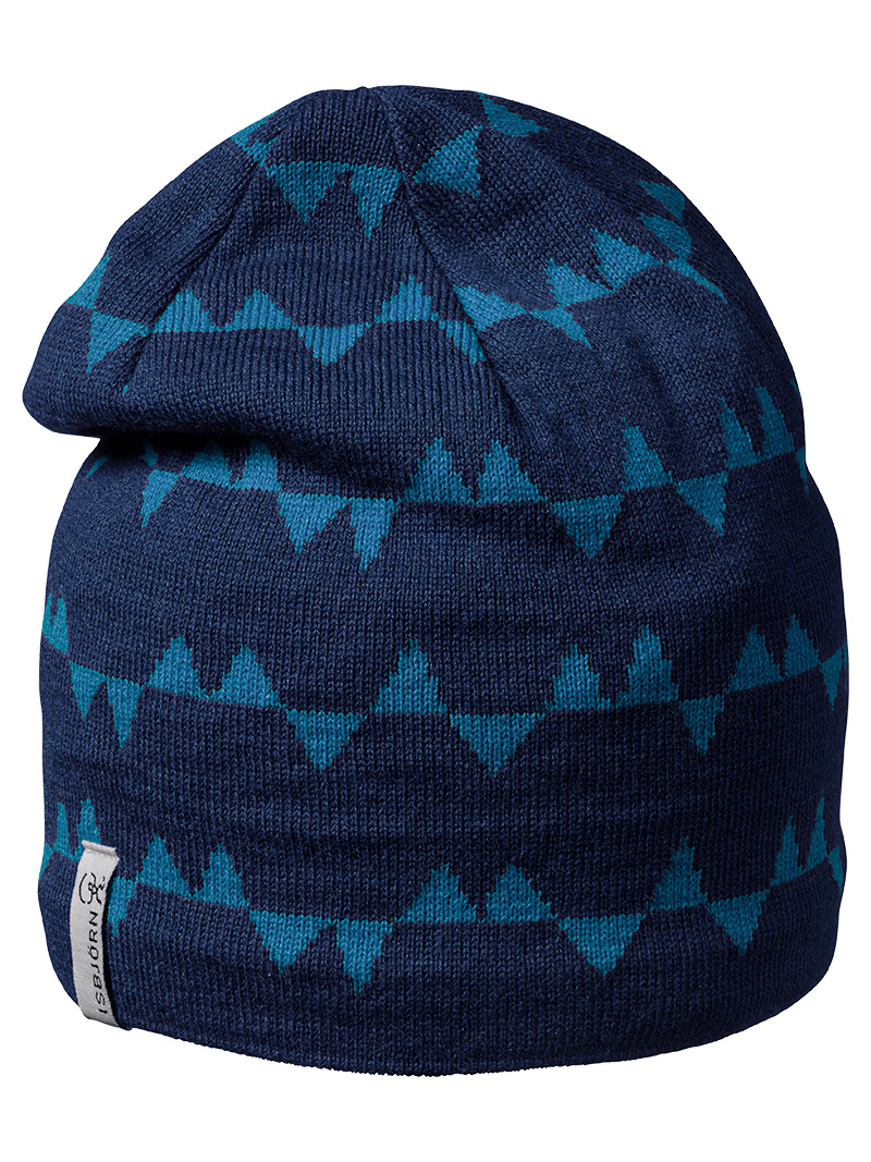 Hawk knitted cap(I4D Denim, 56-58cm)
