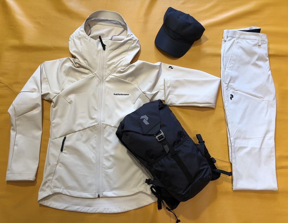 """Go Hiking"" STYLE SAMPLE"