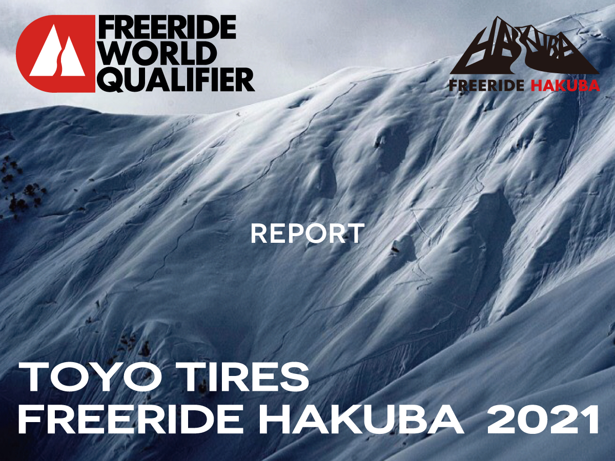 TOYO TIRES Freeride Hakuba 2021