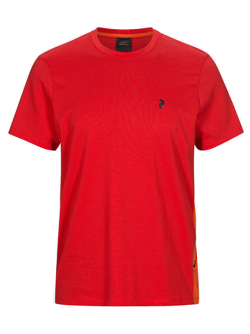 Rider Tee(5EU Vibrant Red, S)
