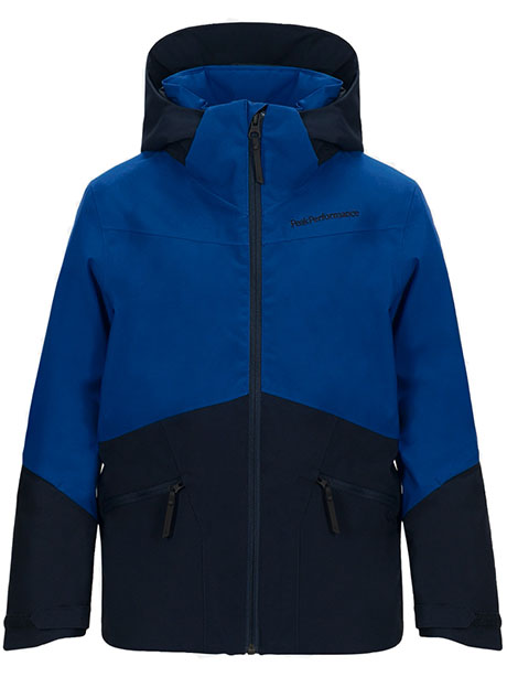 JR Greyhawk Jacket(2BC Island Blue, 140)