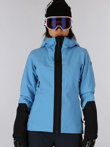 W Rider Ski Jacket(2CH Blue Elevation, S)