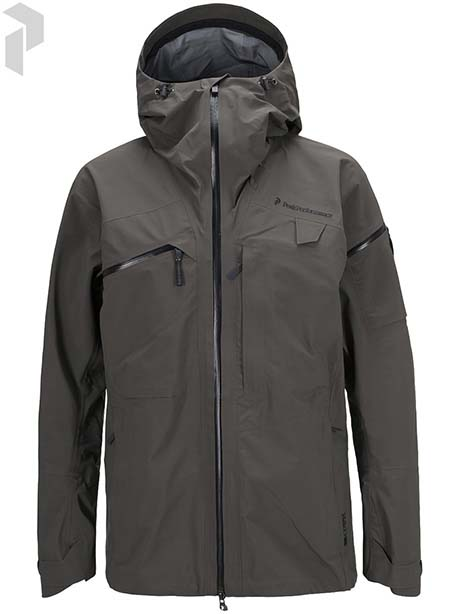 Heli Alpine Jacket(15D Black Olive, S)