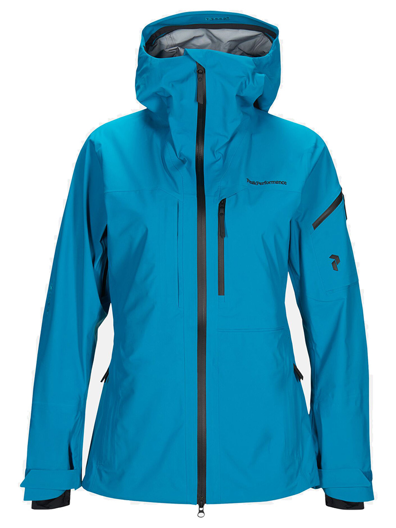 W Alpine Jacket(2BN Deep Aqua, M)