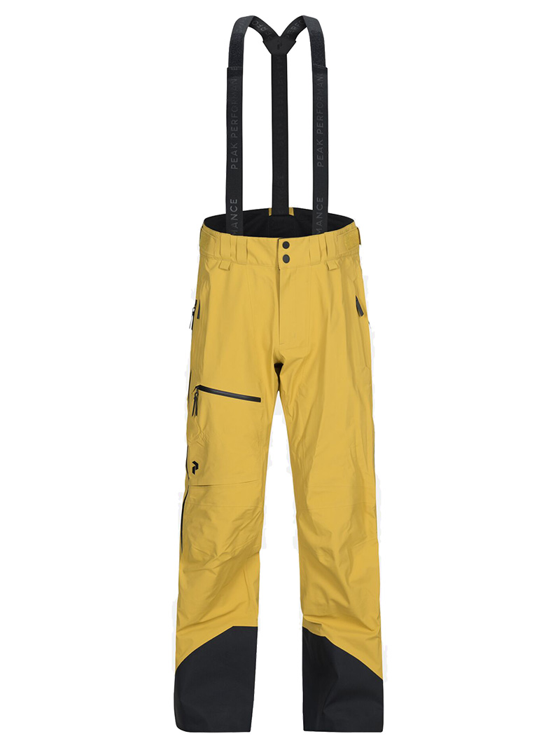 Alpine Pants(730 Smudge Yellow, S)