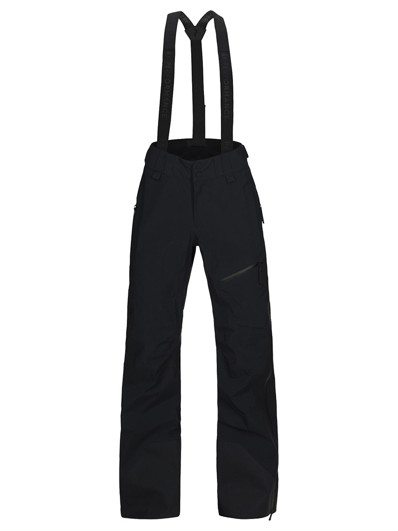 W Alpine Pants(050 Black, M)