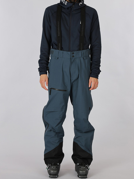 Alpine Pants(2Z8 Blue Steel, L)