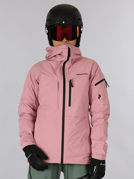 W Alpine Jacket(53A Frosty Rose, XS)