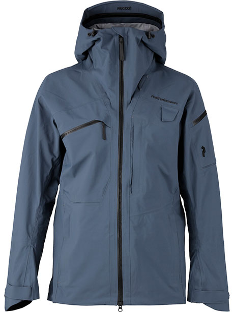 Alpine Jacket(2Z8 Blue Steel, S)