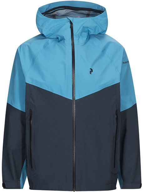 Limit Jacket(2V6 LT Mosaic Blue, XL)