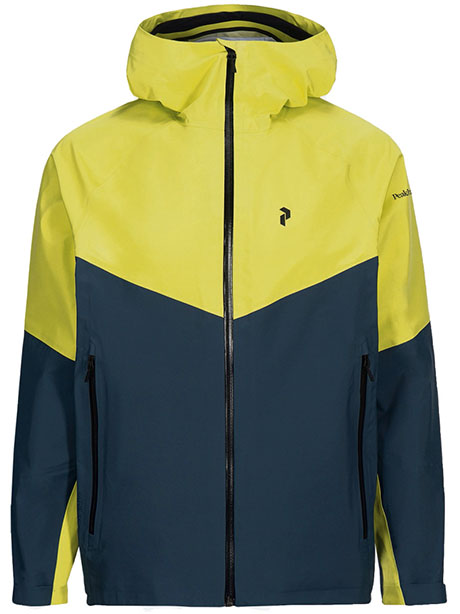Limit Jacket(411 Blaze Lime, L)