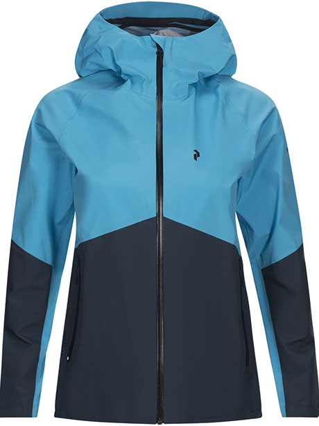 W Limit Jacket(2V6 LT Mosaic Blue, S)