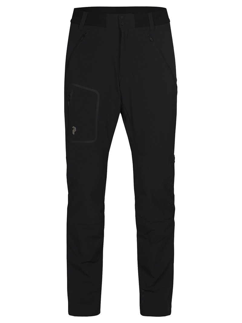 Light Softshell Pants(050 Black, S)