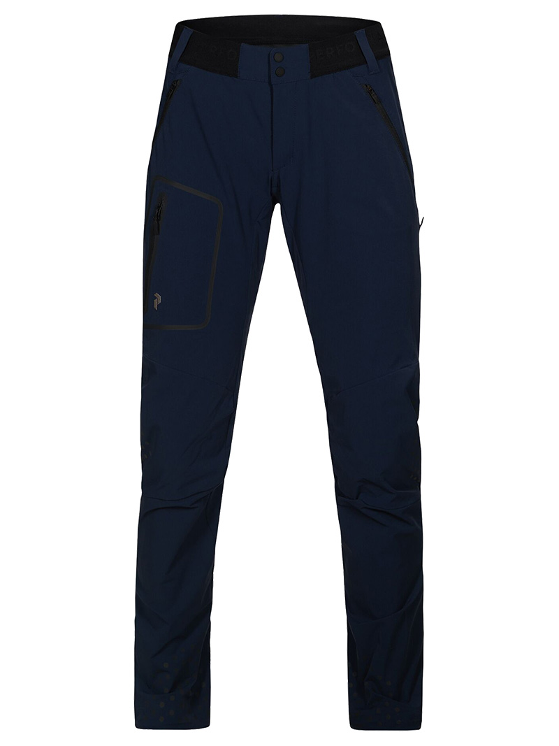 W Light Softshell Pants(2N3 Blue Shadow, S)