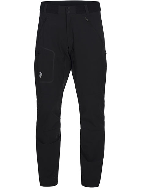 Light Softshell Pants(050 Black, M)