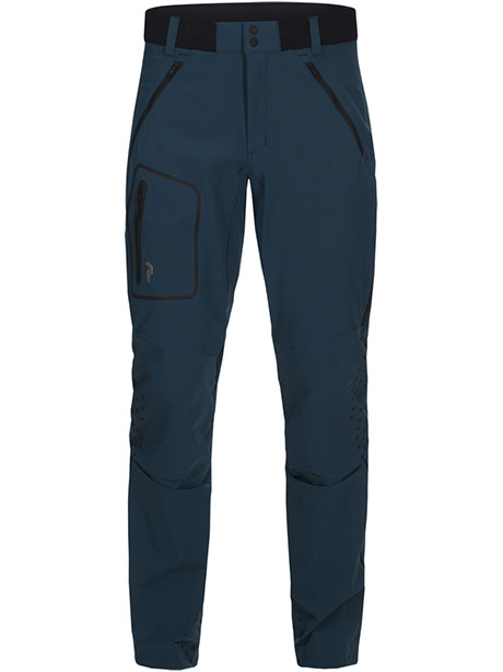 Light Softshell Pants(4CY Teal Extreme, S)