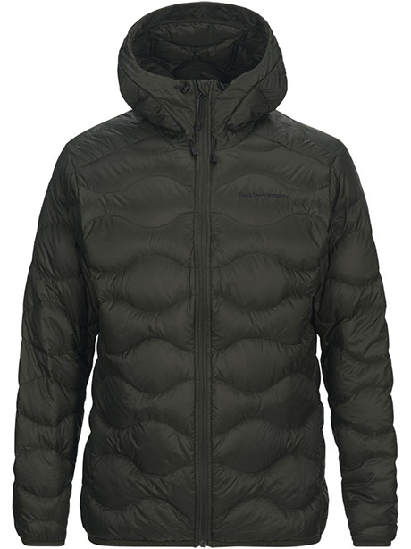 Helium Hood Jacket(4BT Forest Night, S)