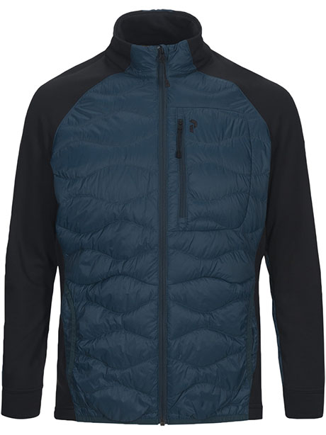Helium Hybrid Jacket(4CY Teal Extreme, L)