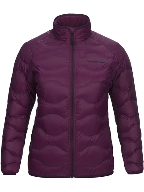 W Helium Jacket(6E4 Blood Cherry, M)