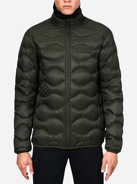 Helium Jacket(4BT Forest Night, S)