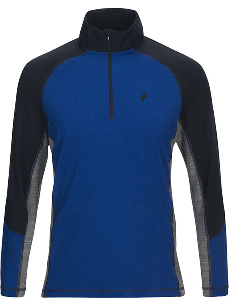 Magic Half Zip(2AC Salute Blue, S)