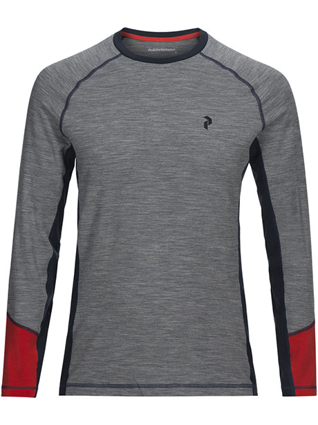 Magic Long Sleeve(M08 Grey Mel, S)