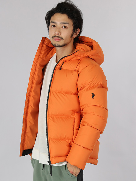 Rivel Jacket(86X Orange Altitude, M)