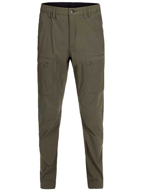Treck Cargo Pants(4CP Terrian Green, L)