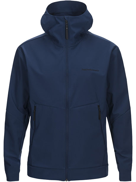 Adventure Hood Jacket(2AR Thermal Blue, L)