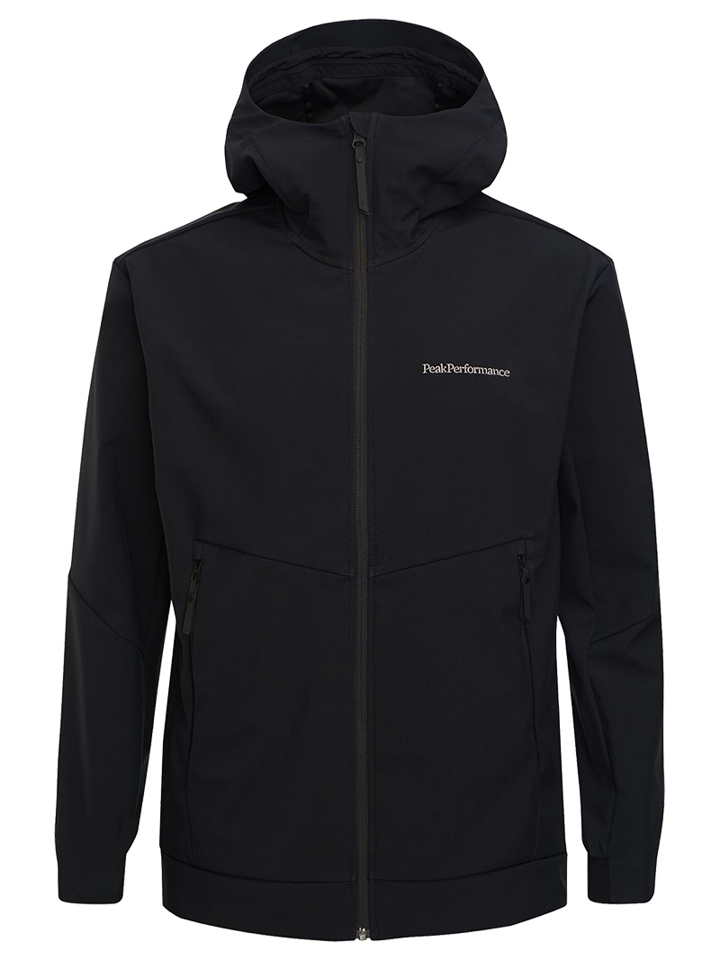 Adventure Hood Jacket(050 Black, S)