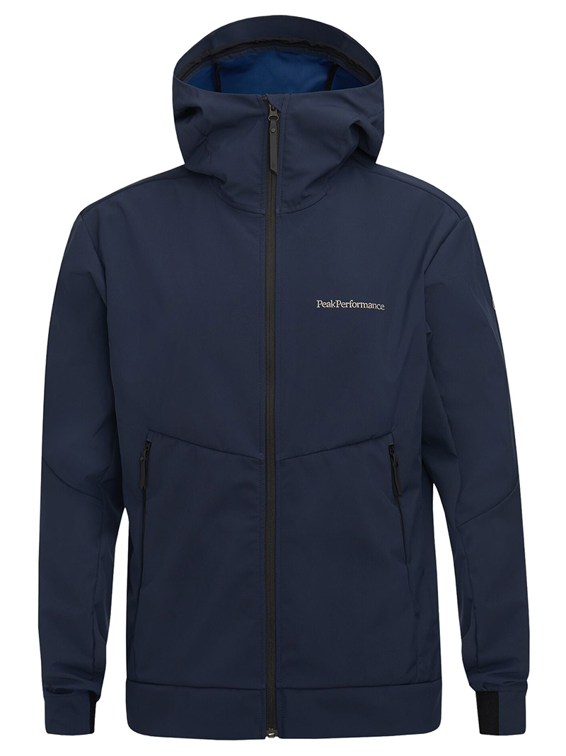 Adventure Hood Jacket(2N3 Blue Shadow, M)