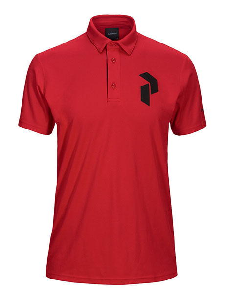 Panmore Polo(5C2 Chinese Red, M)