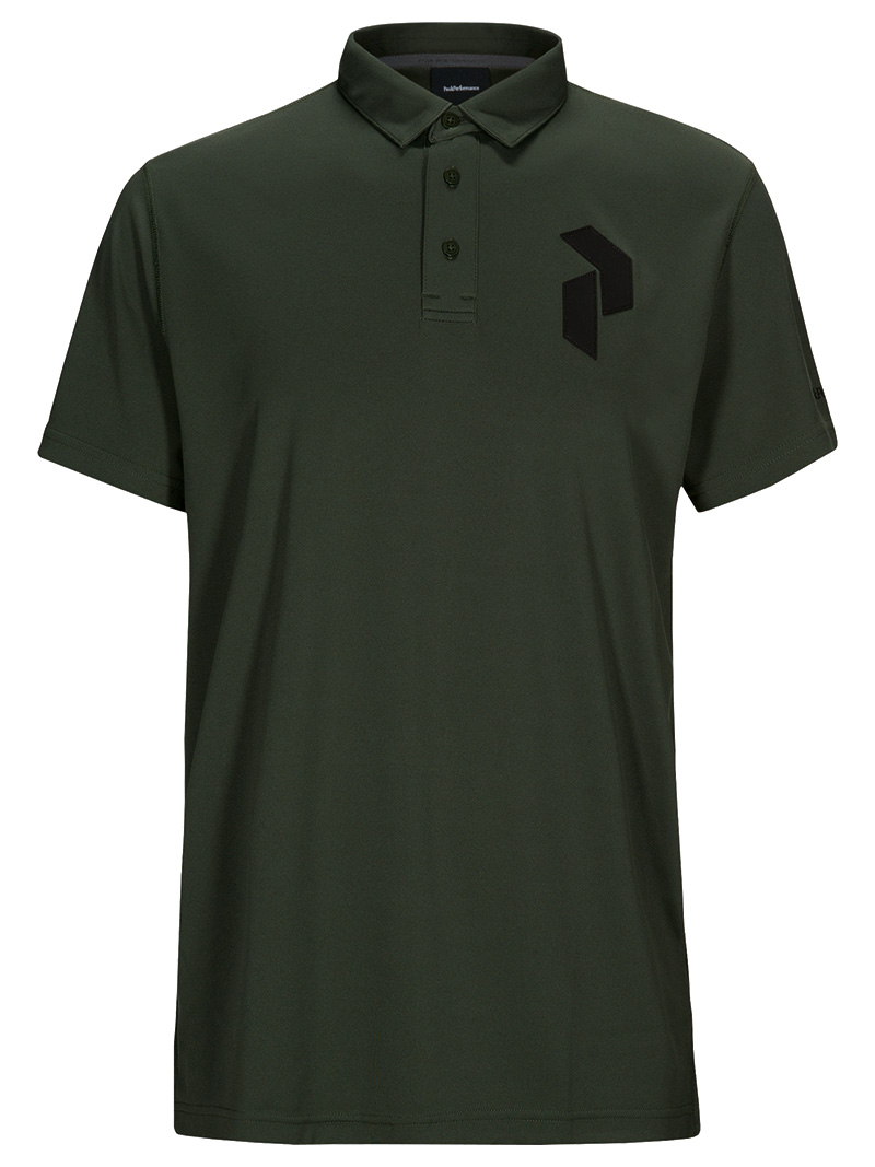 Panmore Polo(4DT Drift Green, L)