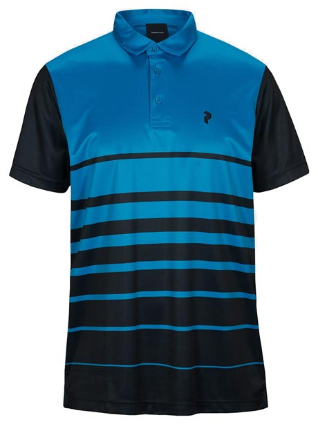 Bandon Print Polo(2CE North Atlantic, L)