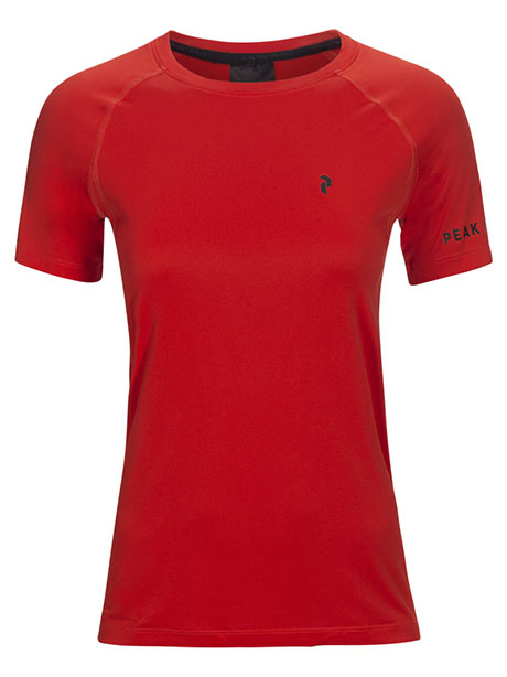 W Pro CO2 Short Sleeve(5C2 Chinese Red, XS)