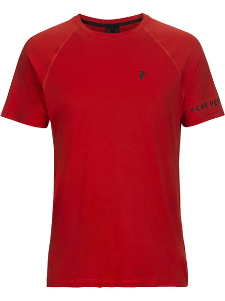 Pro CO2 Short Sleeve(5C2 Chinese Red, S)